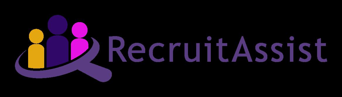 recruitassist-horizontal-logo